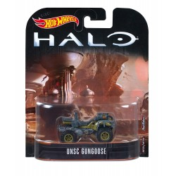 Hot Wheels Halo: UNSC Gungoose Vehicle