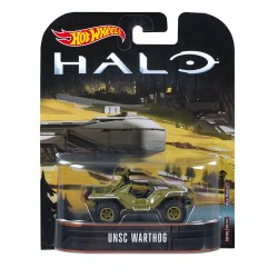 Hot Wheels Halo: UNSC Warthog Vehicle