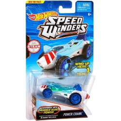 Hot Wheels Speed Winders Track Stars Power Crank Vehicle