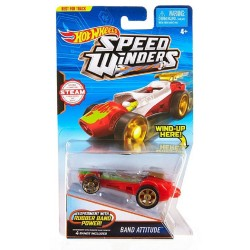 Hot Wheels Speed Winders Track Stars Band Attitude Vehicle