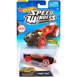 Hot Wheels Speed Winders Track Stars Power Twist Vehicle