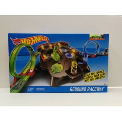 Hot Wheels Rebound Raceway Playset