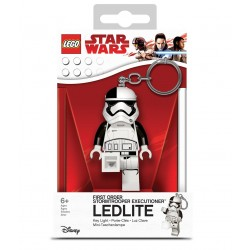 LEGO Star Wars First Order Stormtrooper Executioner Key Light