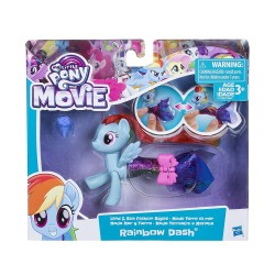 My Little Pony The Movie Rainbow Dash Land and Sea Fashion Styles