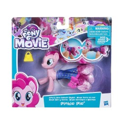 My Little Pony The Movie Pinkie Pie Land and Sea Fashion Styles