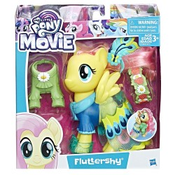 My Little Pony Snap-On Fashion Fluttershy