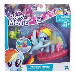 My Little Pony The Movie Rainbow Dash Undersea Sports