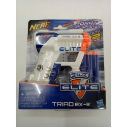 Nerf N-Strike Elite Triad EX-3 Blaster 2.0