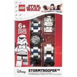 LEGO Star Wars 8021025 Stormtrooper Minifigure Link Kids Watch