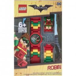 LEGO Batman Movie 8020868 Robin Minifigure Link Kids Watch