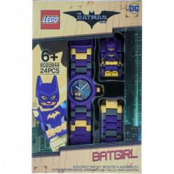 LEGO Batman Movie 8020844 Batgirl Minifigure Link Kids Watch
