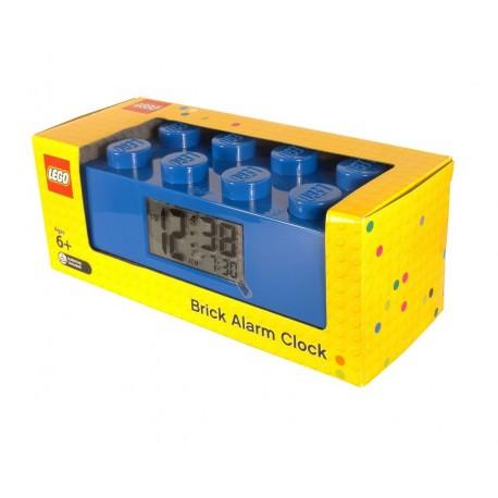 LEGO Brick 9002151 Alarm Clock Blue