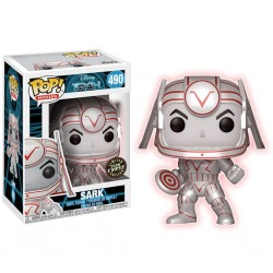 Funko Pop! Movies 490: Tron - Sark (Glow in The Dark)