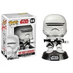 Funko Pop! Star Wars 68: The Last Jedi - First Order Flametrooper