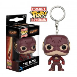 Funko Pocket Pop! Keychain: The Flash