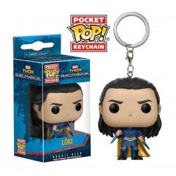 Funko Pocket Pop! Keychain: Thor Ragnarok - Loki