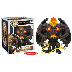 Funko Pop! Movies 448: Lord Of The Rings - Balrog 6inch