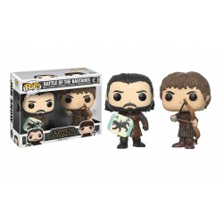 Funko Pop! TV: Game Of Thrones - Battle Of The Bastards - 2 Pack