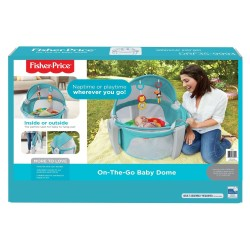 Fisher Price On-the-Go Baby Dome (3+ Month)