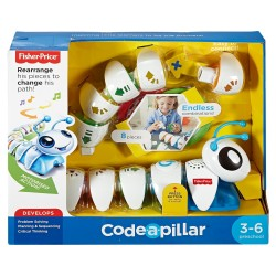 Fisher-Price Think & Learn Code a Pillar (3-6 Years)