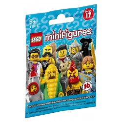 Lego Collectible Minifigures 71018 Series 17