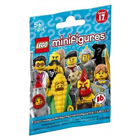 Lego Collectible Minifigures 71018 Series 17
