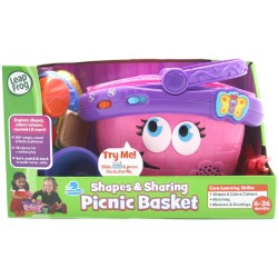 LeapFrog Shapes & Sharing Picnic Basket ( 6-36 months)