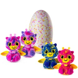 Hatchimals Surprise Giraven Pink/Yellow Asst