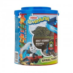 Thomas & Friends Adventures Spiral Tower Tracks with Percy (3+ Years)