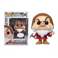 Funko Pop! Disney 348: Snow White - Grumpy with Diamond Exclusive