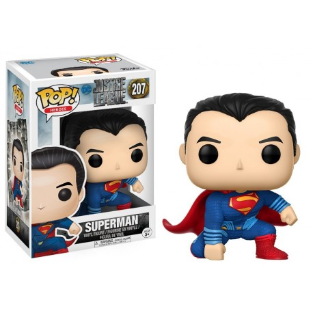 Funko Pop! Heroes 207: Justice League - Superman