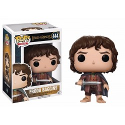 Funko Pop! Movies 444: Lord Of The Rings - Frodo Baggins