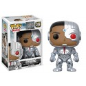 Funko Pop! Heroes 209: Justice League - Cyborg