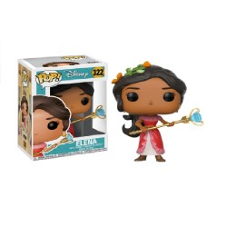 Funko Pop! Disney 322: Elena of Avalor - Elena (Exclusive)