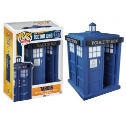 "Funko Pop! TV 227: Doctor Who - 6"" Tardis"