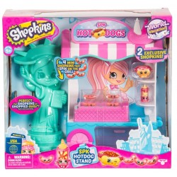 Shopkins World Vacation S8 SPK Hotdog Stand