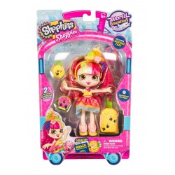 Shopkins Shoppies World Vacation Visits Brazil Doll - Donatina