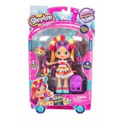 Shopkins Shoppies World Vacation Visits Mexico Doll - Rosa Pinata