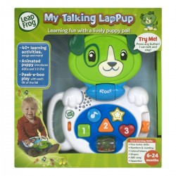 LeapFrog My Talking LapPup -Scout (6-24 Months)