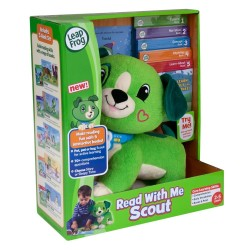 LeapFrog Read With Me Scout ( 2-5 Years)