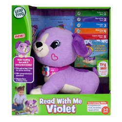 LeapFrog Read With Me Violet ( 2-5 Years)