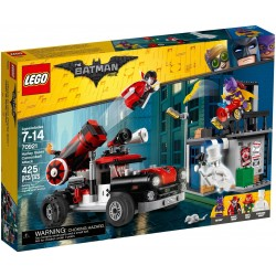 Lego Batman Movie 70921 Harley Quinn Cannonball Attack