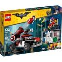 Lego Batman Movie 70921 Harley Quinn Cannonball Attack