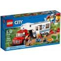 Lego City 60182 Pickup & Caravan