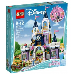 Lego Disney Princess 41154 Cinderella's Dream Castle