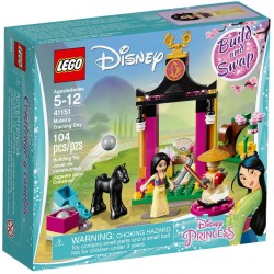 Lego Disney Princess 41151 Mulan's Training Day