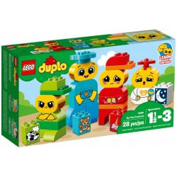 Lego Duplo 10861 My First Emotions