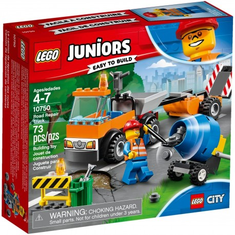 Lego Juniors 10750 Road Repair Truck