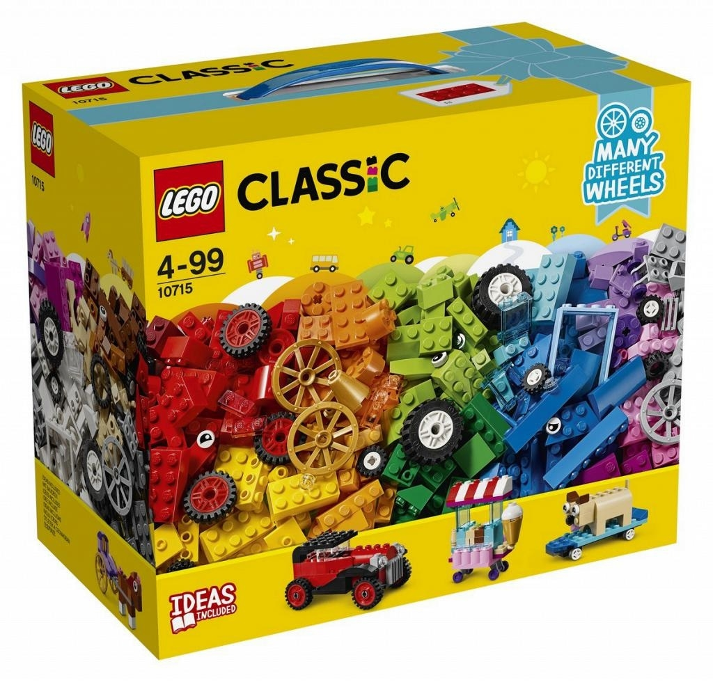 Classic Mighty Utan Malaysia Lego 10709 Orange Creativity Box 10715 Bricks On A Roll