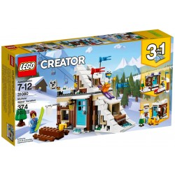Lego Creator 31080 Modular Winter Vacation